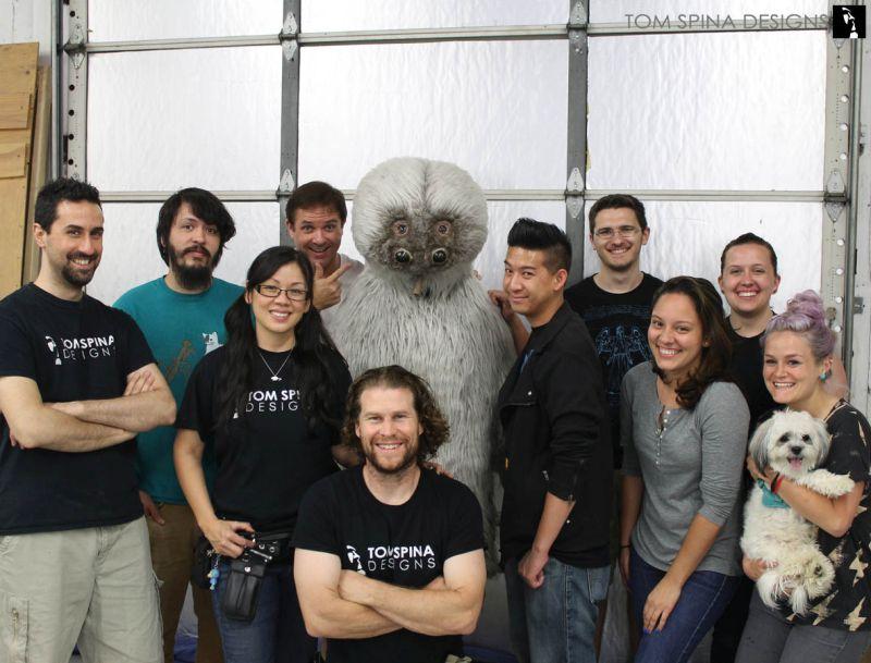 Tom Spina Designs team