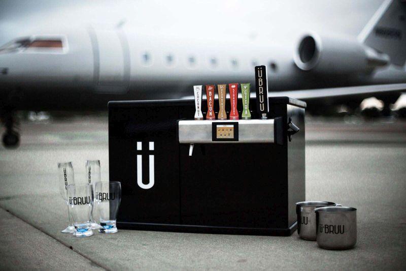 Ubruu beverage dispenser