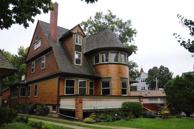 Walter Gale House Frank Llyod