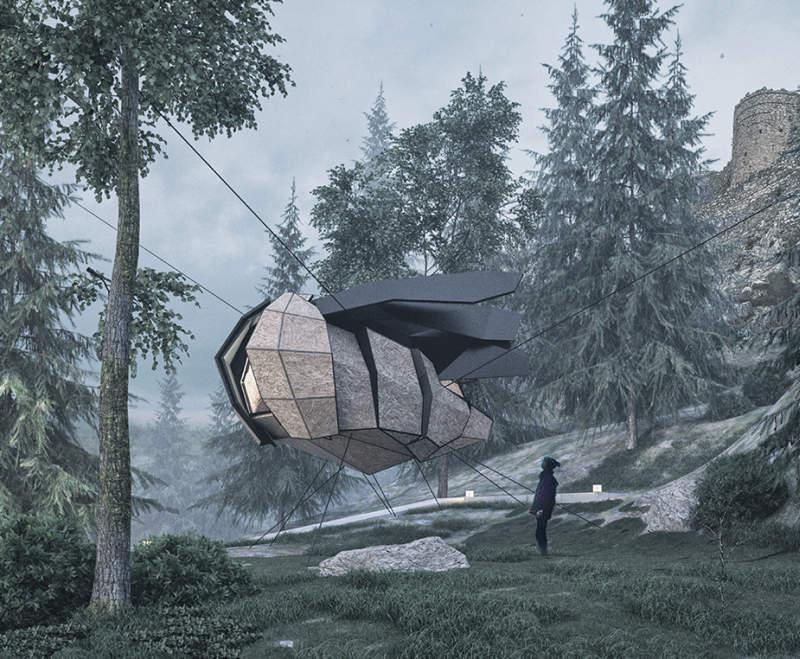 Catapulta by Boq Architekti