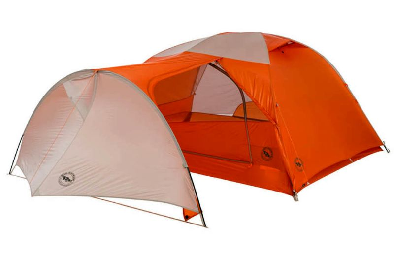 World's Most Dog-Friendly Tent
