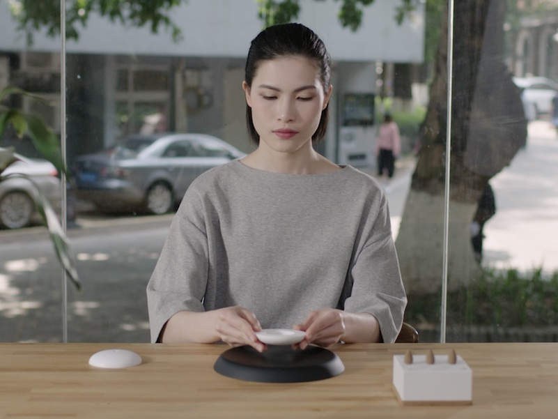 Yun levitating incense holder brings you closer to the future