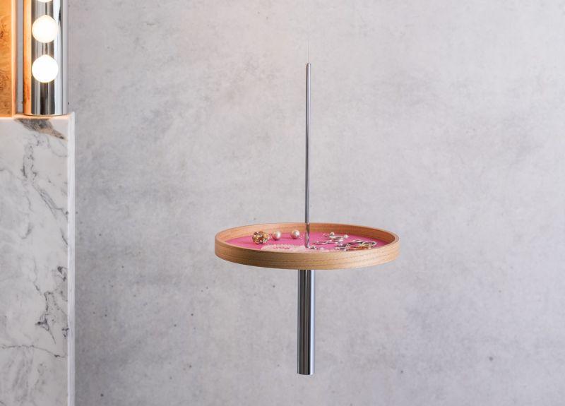 Circulum shelf by Raketa studio