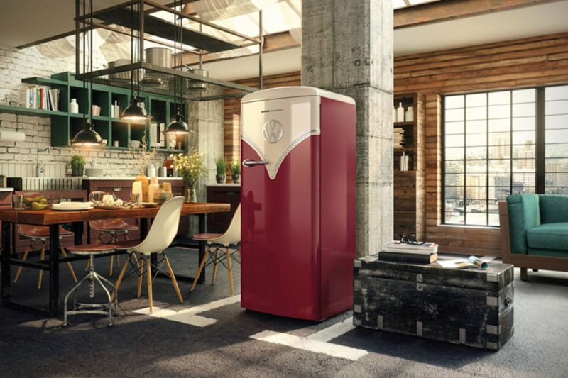 gorenje-retro vw fridge