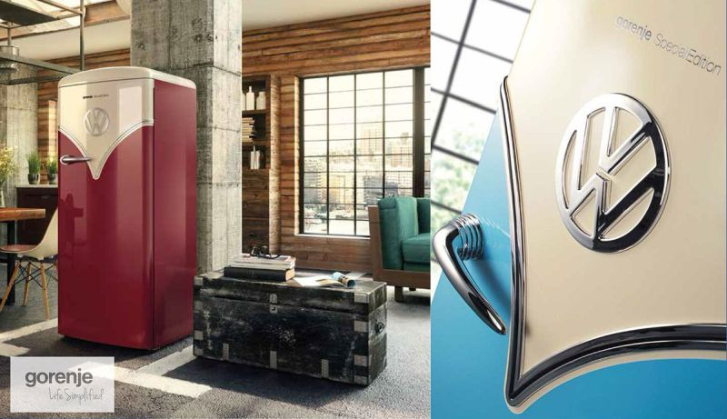 Gorenje Kühlschrank Vw Preis : Gorenje kühlschrank rot k hlschrank gorenje r br rot bei