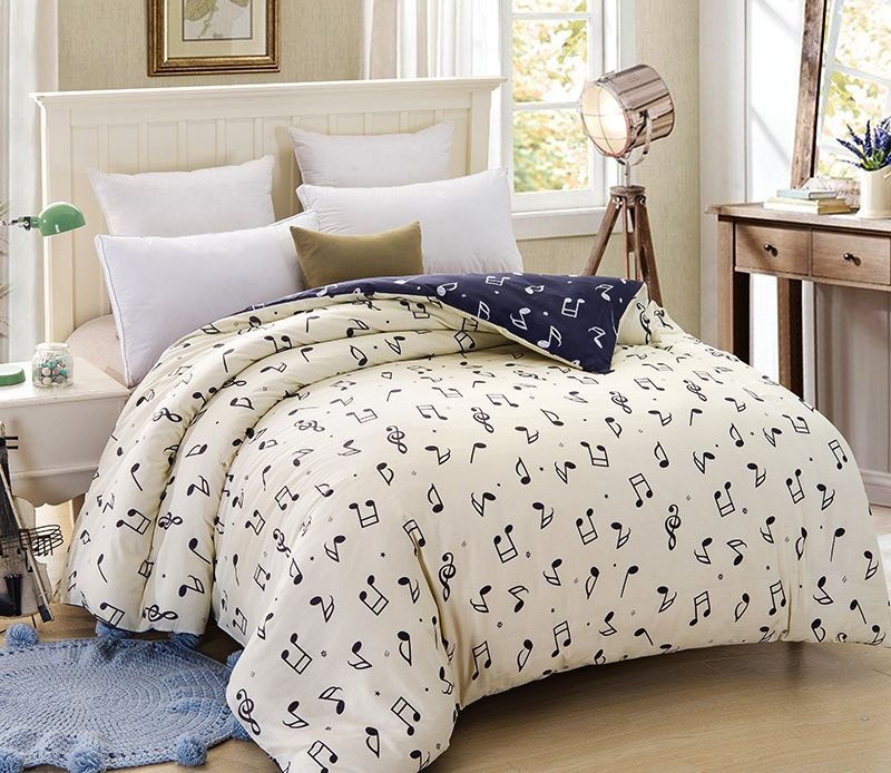 music-themed-bedsheet