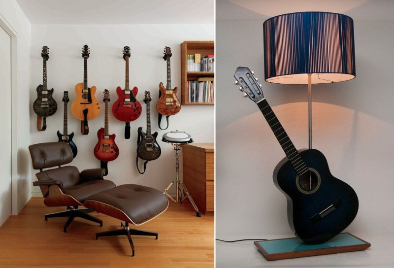 7 Must Try Music Themed Home Decor Ideas For Music Lovers