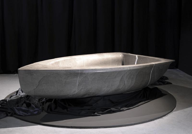 Vascabarca-Barcavasca bathtub by Antonio Lupi