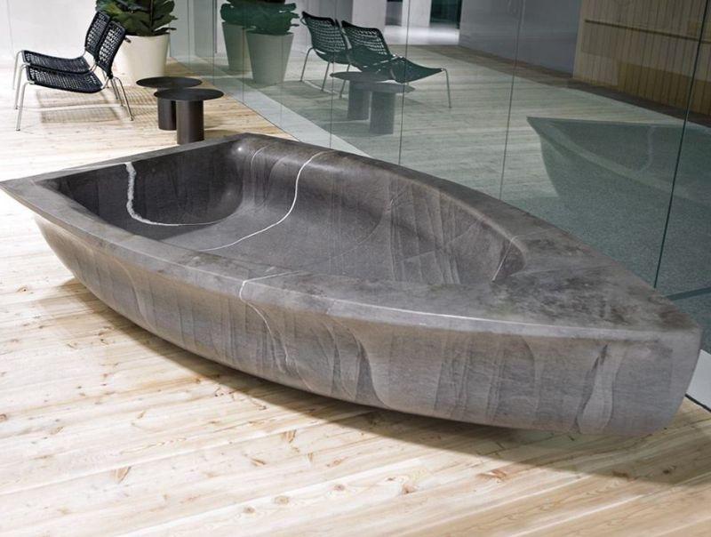 Vascabarca-Barcavasca tub by antoniolupi