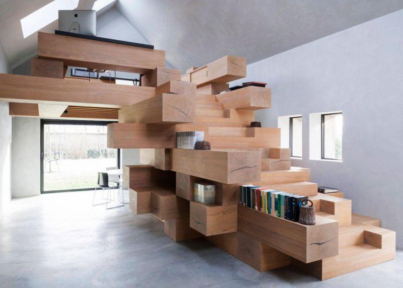 Staircase by Studio Farris