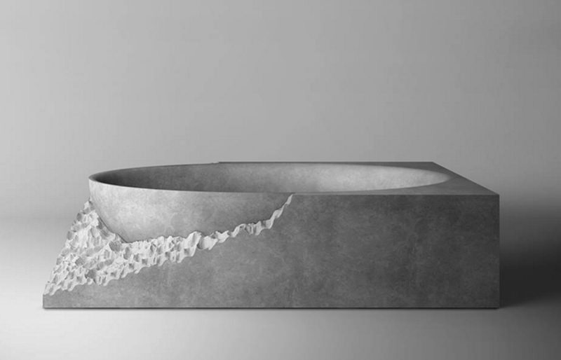Henry Timi's bathtub