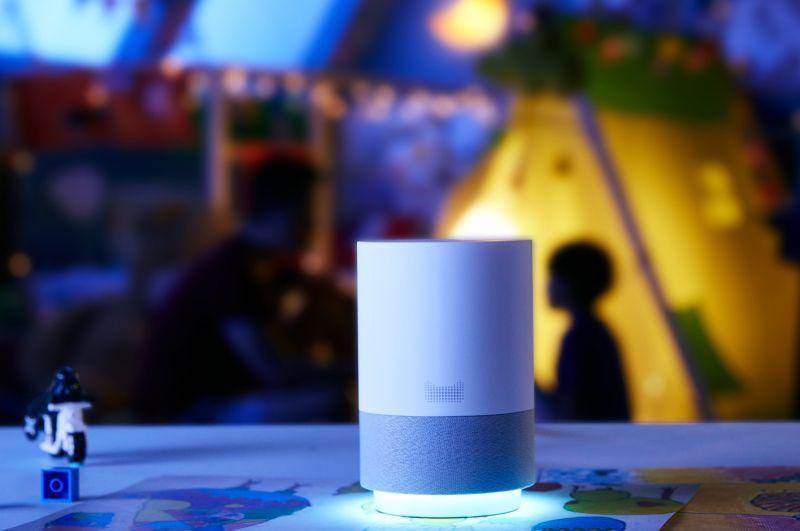 Alibaba's Tmall Genie smart home speaker