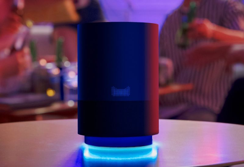 Alibaba Tmall Genie voice assistant speaker