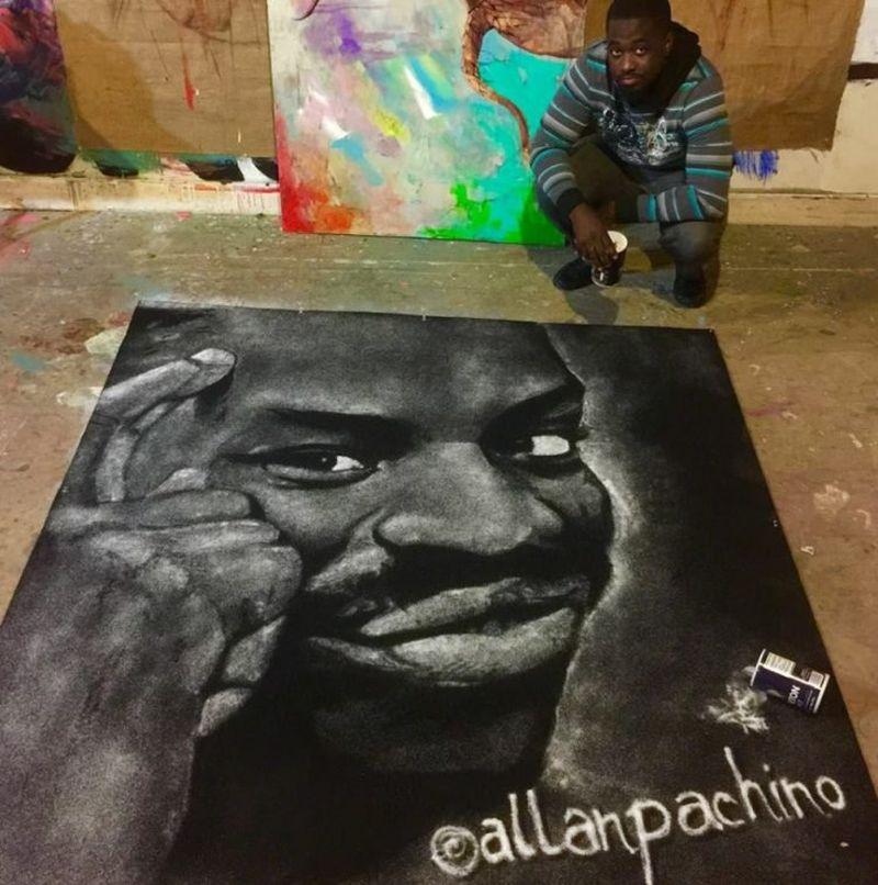 Kayode Ewumi salt portrait