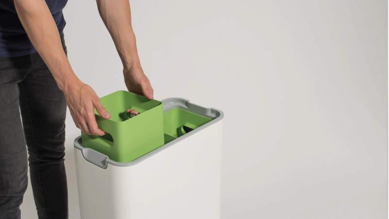 Ben Cullis Watson designs smell-free Taihi compost bin