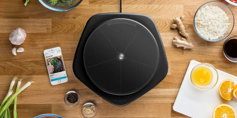 BuzzFeed's Tasty One Top smart induction cooktop syncs with its cooking videos