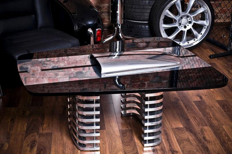 20 carinspired interior dcor ideas for automotive fans