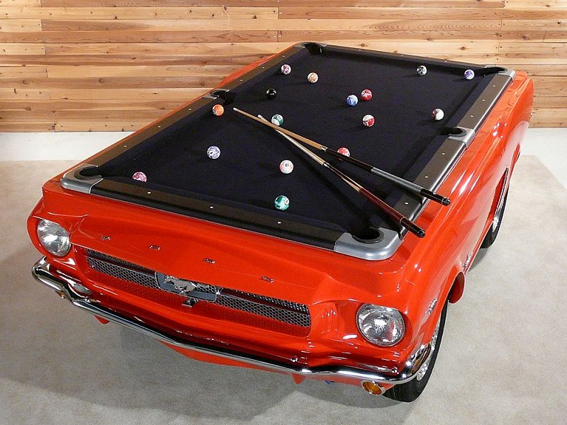 Car pool table