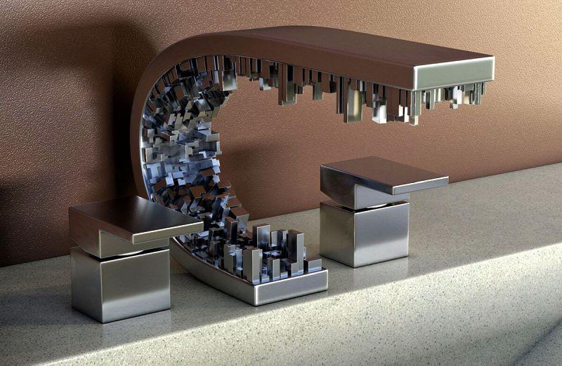 Cityscape inception faucet by qs supplies