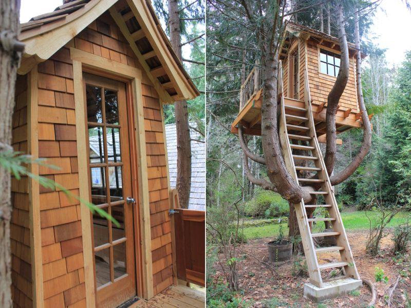 Bainbridge Island Treehouse Rental