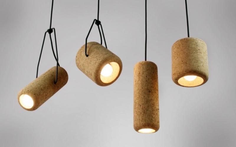 Cork lights