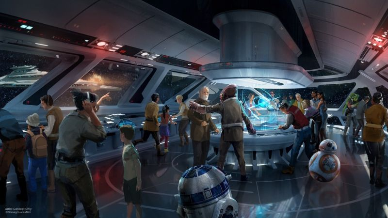 Disney Marvel Star Wars Hotel