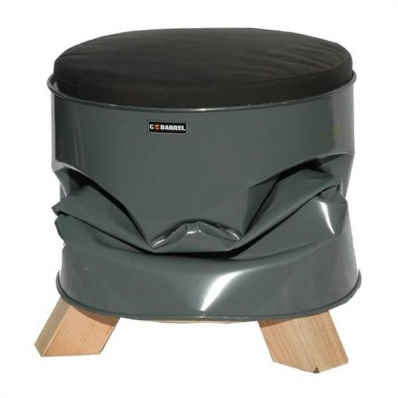 36 Creative Oil Drum Furniture Ideas For Your Home Interiors