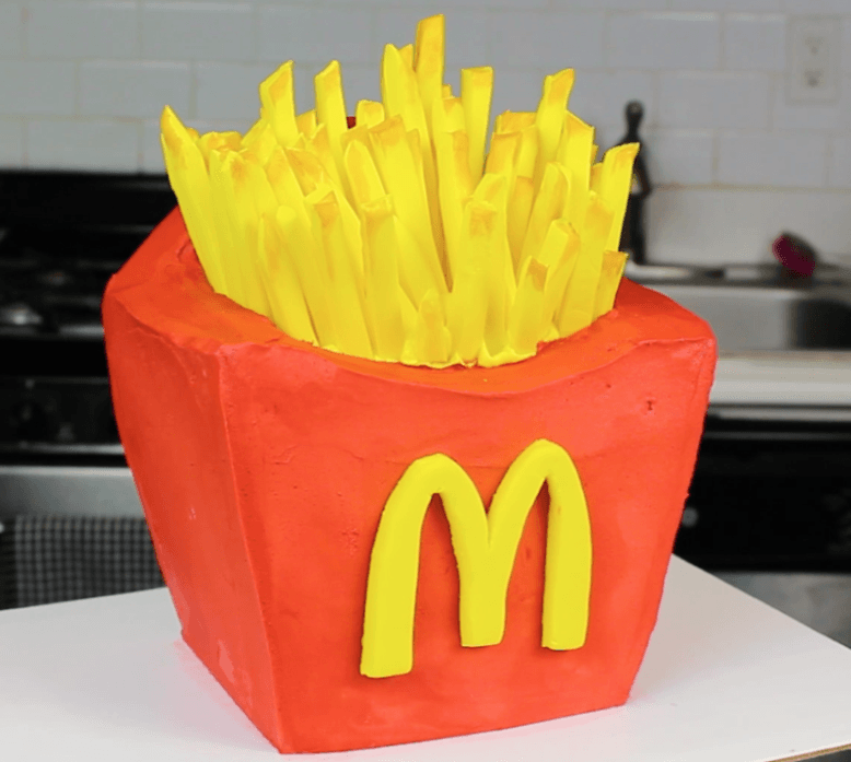 These McDonald's French fries are not what you think