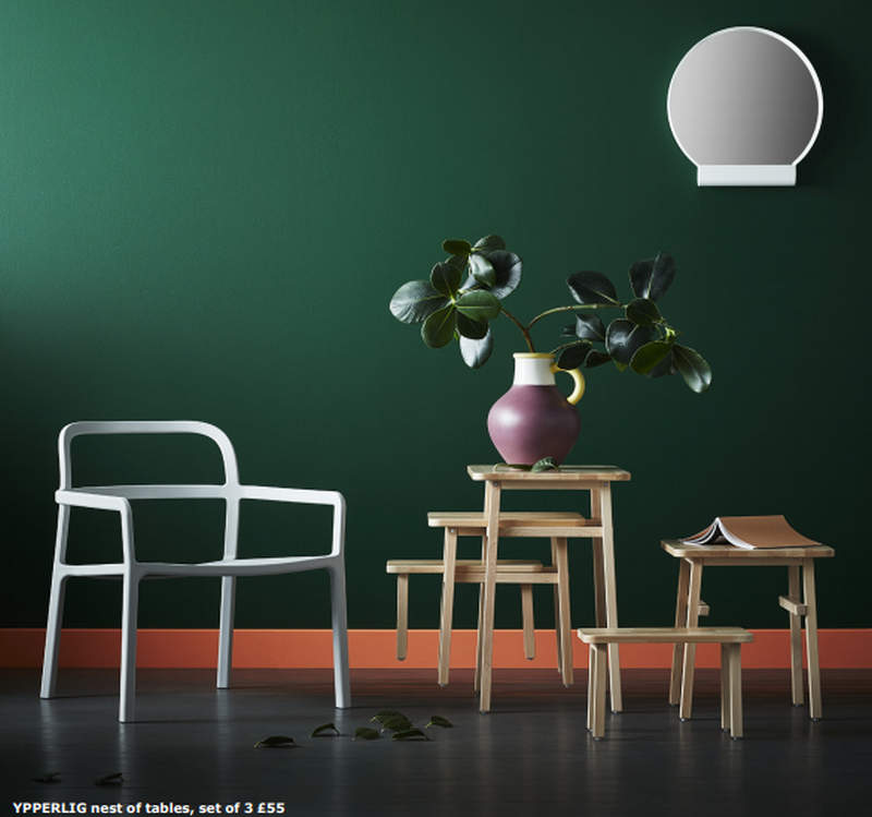 Ikea And Hay To Unveil Ypperlig Collection This Fall