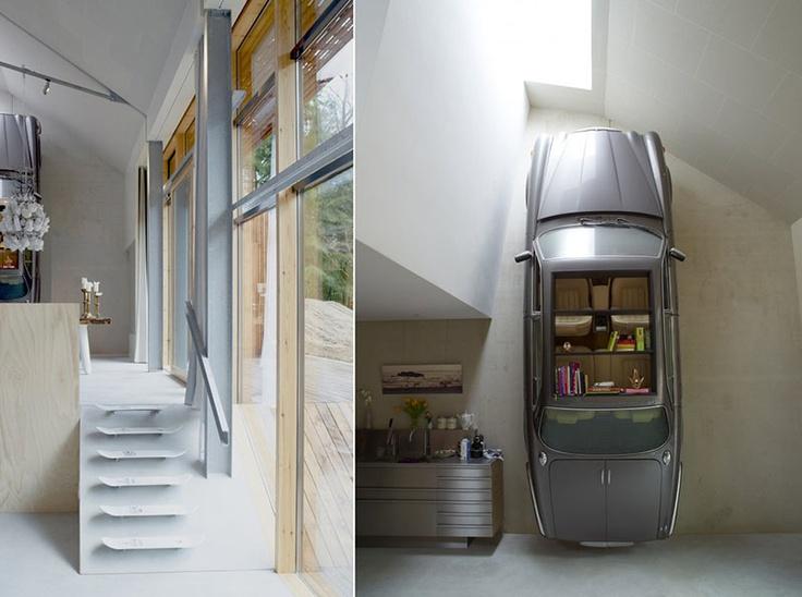 Attractive Jaguar Car Bookshelf Nice Ideas