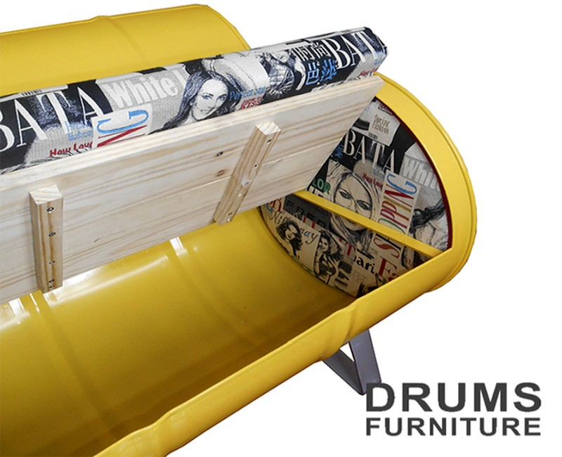 KMITO oil drum furniture