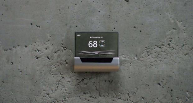 Microsoft announces GLAS smart thermostat