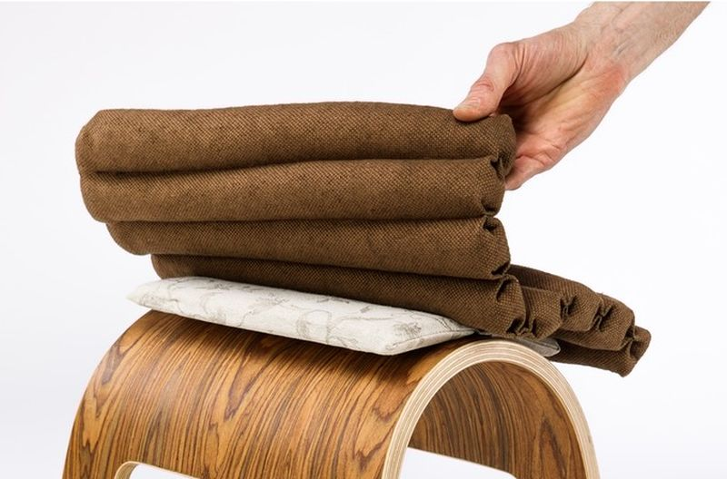 Muista cushion seats offers comfortable seating