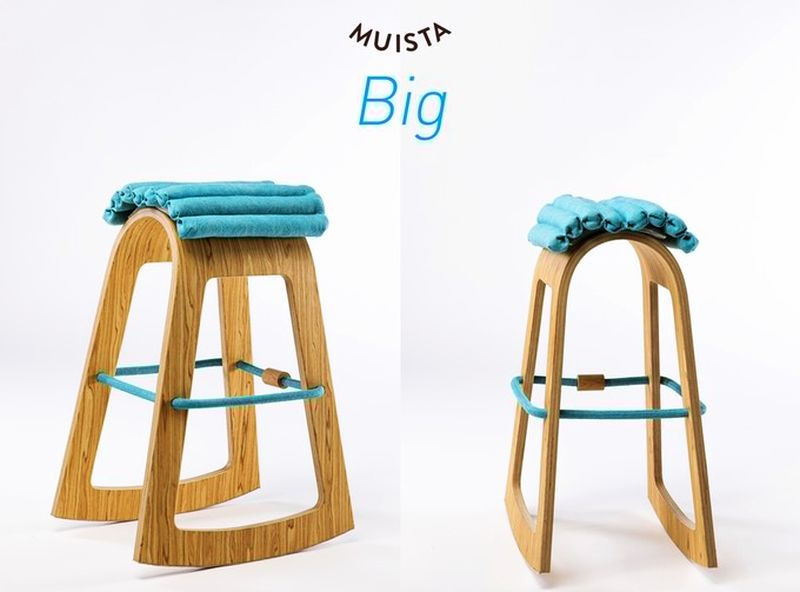 Muista big active chair with adjustable feature