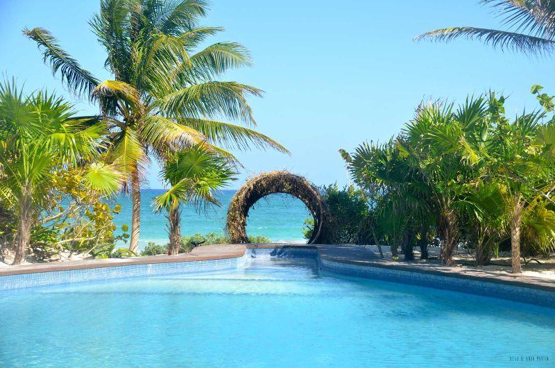 Pablo Escobar's luxury resort Tulum