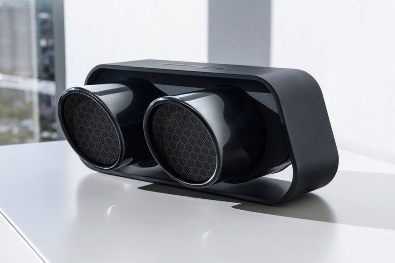 Porsche 911 Bluetooth speaker