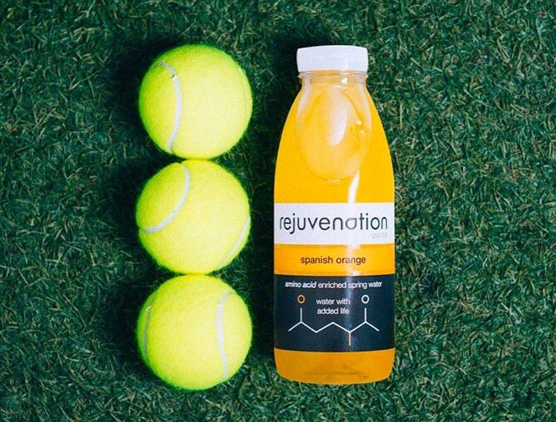 Spanish Orange flavoured Rejuvenation spring water