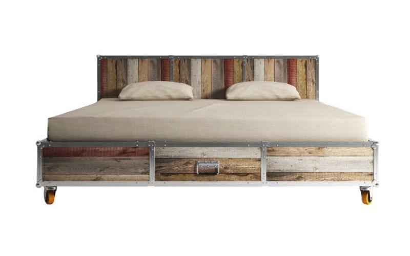 Roadie storage bed by Karpenter reflects owner's adventurous spirit
