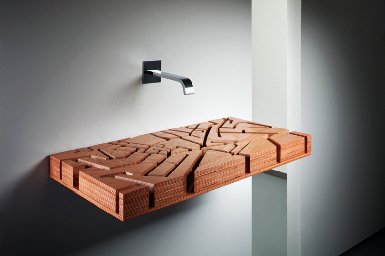 Wash up in style with these beautiful washbasins