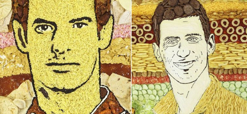 Djoko-chips or Andy Curry, which delicacy do you fancy this Wimbledon?