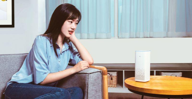 Xiaomi voice-controlled speaker
