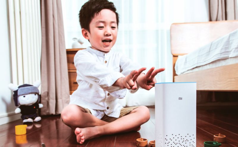 Mi XI voice-controlled speaker by Xiaomi