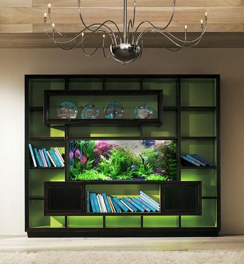 20 Best Aquarium Ideas To Freshen Up Your Home Interior