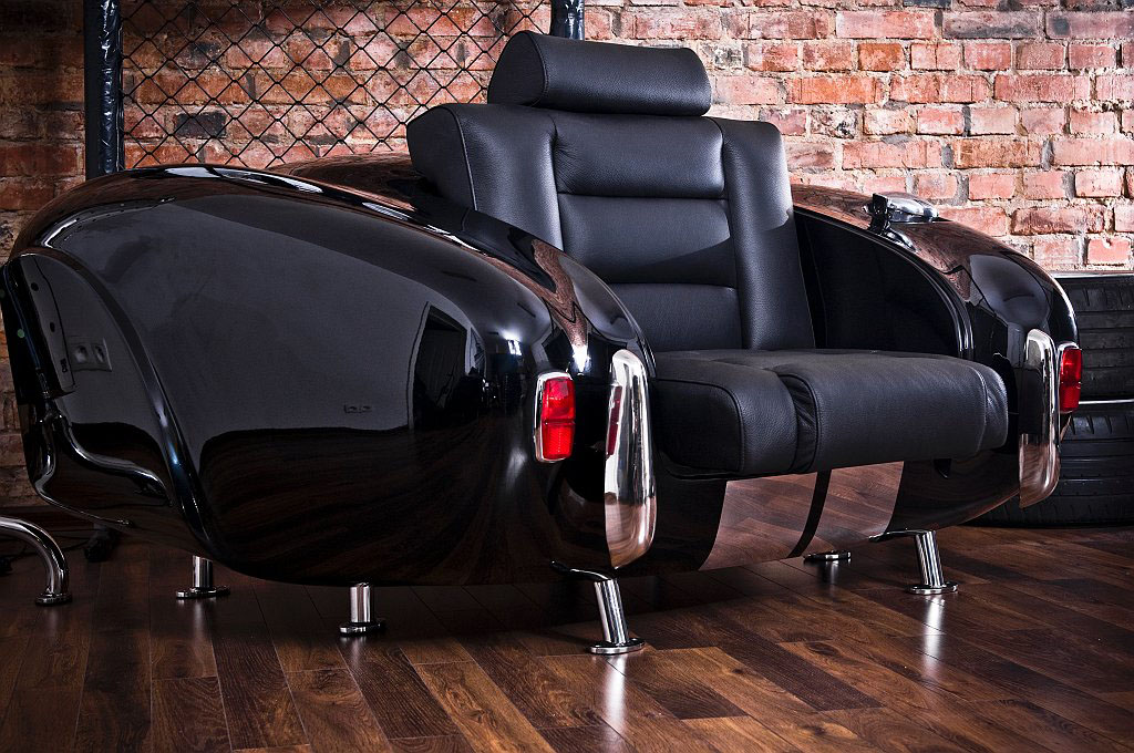 Automotive-Themed Furniture