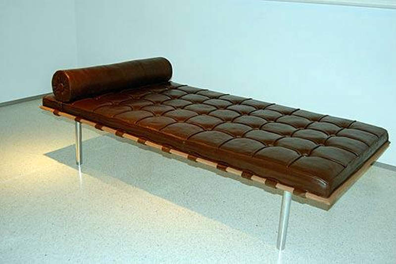 chocolate couch