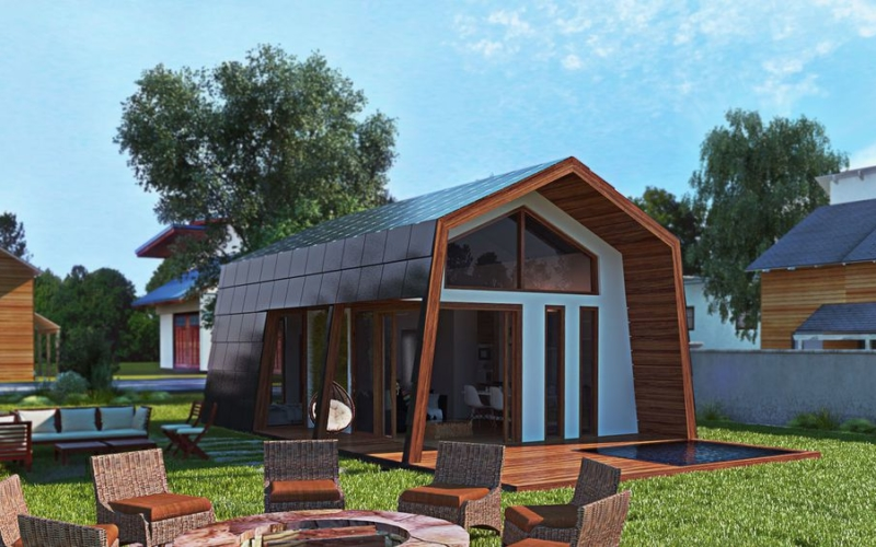 Ecokit's prefab cabin is sustainable home you can assemble for yourself