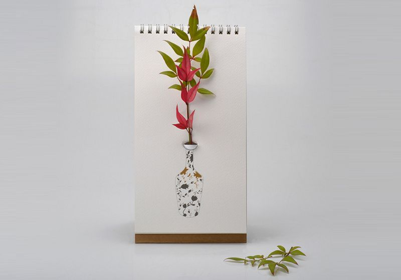 table top vase by Lufdesign