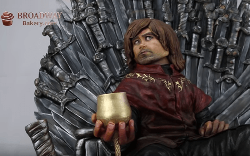 game of thrones cake by broadway bakery