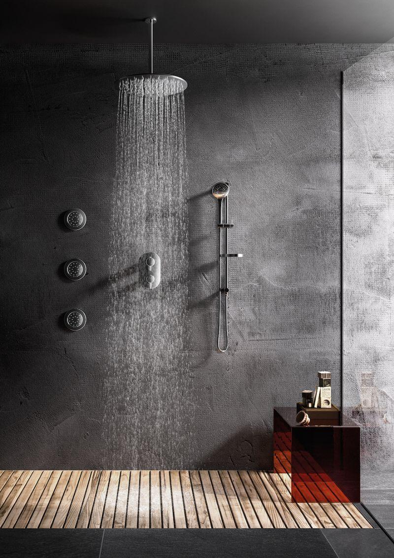 multi-sensory showerheads