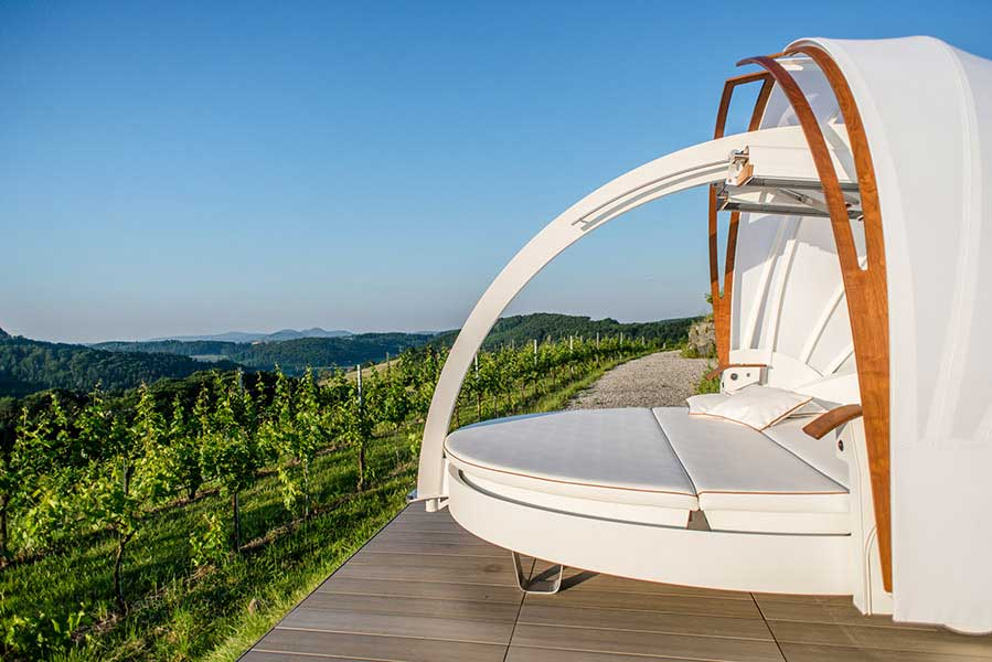 CocoOne lounge and daybed